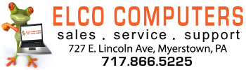 Elco Computers logo